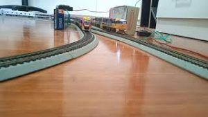 Australian Model Trains! | Indian Pacific meets vlocity on Bachmann E-Z track