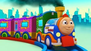 Engineer Kids – Lets Fix It -Toy Factory Cartoon City Toy Trains Videos