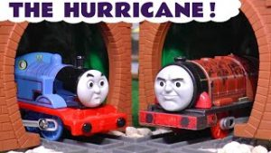 Thomas & Friends Trackmaster Hurricane Toy Train Story with the Funny Funlings