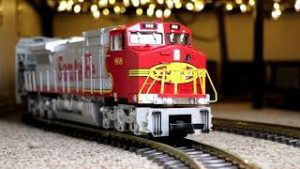 Every One Of My Model Trains Makes An Appearance In This Video