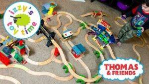 Thomas and Friends | Thomas Train Trackmaster Snowy Mountain Rescue | Fun Toy Trains
