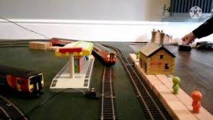 My model trains!!!
