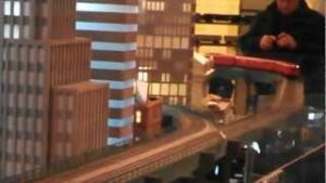 Model Trains at Grand Central Station, New York [HD video]