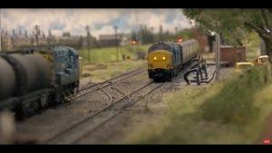 Amazing Oakley Green Model Railway Layout in OO Gauge