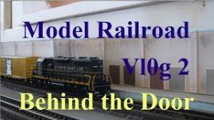 Model Railroad Vlog 2 – N Scale shelf