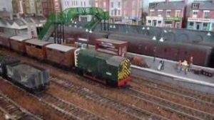 My OO Gauge Model Railway
