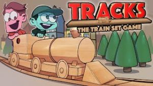 SuperMega Plays TOY TRAINS