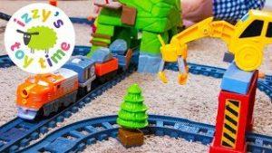Fisher Price EZ Way Railway | Fun Toy Trains  | Videos for Children
