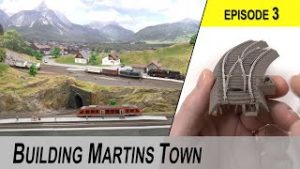 Building a Model Railroad from Ground Up – EPISODE 3