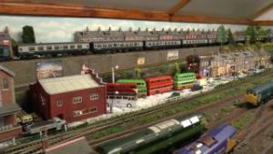 Dave`s Model Railway ..Light Entertainment !!