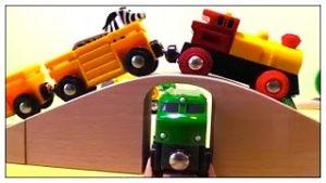 BRIO Toy Trains – FARM ANIMALS RAILWAY! Quality Build & Play Demo /động vật xe lửa đồ chơi