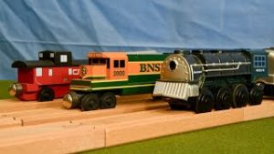 Toy Trains Galore 5!
