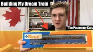 Making Passenger Cars for the Train I've Always Wanted