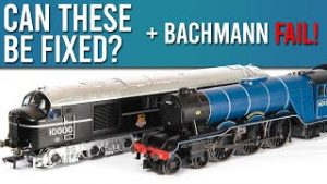 Can These Engines Be Fixed? | Faulty Model Trains | + Bachmann Fail!