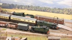 Visiting the Famous Trains Model Railway project