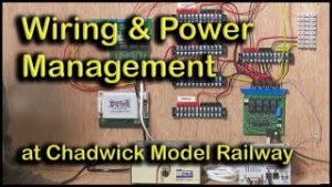 Wiring and Power Management at Chadwick Model Railway | 124.
