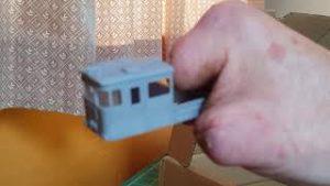 Model Railway-14. Plans Trams & Automobile's+ Compition