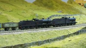 Model railway exhibition favourite: 'The Summit' in O gauge