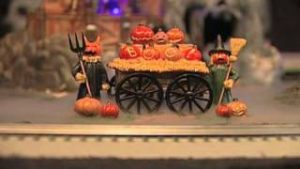Halloween Train from I Love Toy Trains – All Aboard!