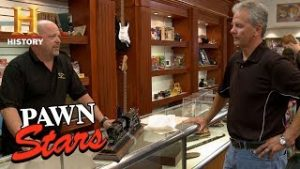 Pawn Stars: Johnny Cash Owned Toy Trains | History