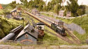 Winter Steam Gala – Yorkshire Dales Model Railway