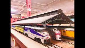 Model Train Monday Oak Park Train Club: Season 2 Episode 3