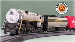 Bachmann HO-Scale Overland Limited Model Train Set Review