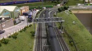 Midtown Spa OO Gauge Model Railway March 2021