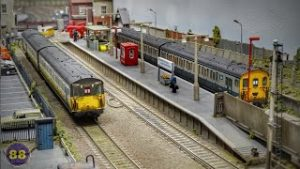 Calne Model Railway Exhibition – Virtual Model Train Show