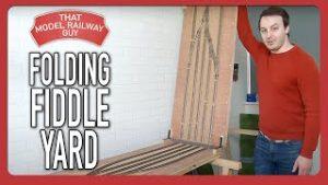 Building A Modular Model Railway! – Episode Six: The Folding Fiddle Yard!