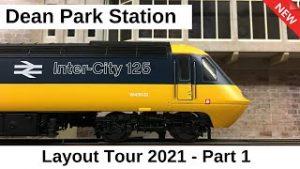Model Railway | Layout Tour 2021 – Part 1 | Dean Park 268