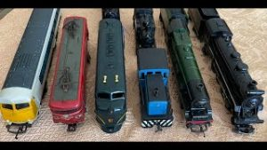 Model Trains | Locomotive Collection