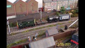 0 Gauge Model Railway shunting locos/wagons 2