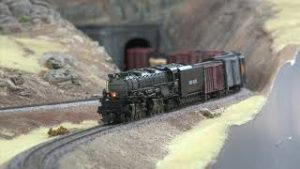 Wyoming Division Historical Society Model Railroad Update and Tour   Section 1 of 3
