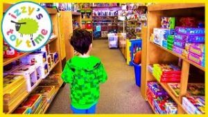 ANNA'S TOY DEPOT! LEGO and Thomas and Friends! Fun Toy Cars and Trains ! TOY STORE TRIP