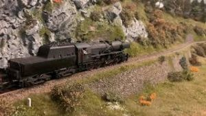 Steam Locomotive Wheelslip – Model Railroading and Railway Modelling and Rail Transport Modeling