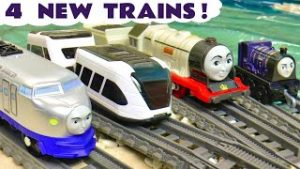 NEW Toy Trains 4u Trains | Thomas & Friends and Intelino with Funlings