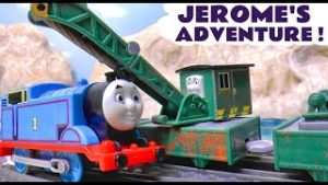 Adventure Story with Thomas and Friends Trains Jerome and the Funlings