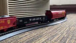 Hallway Model Trains!