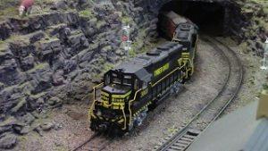 My Model Railroad Layout Visit: Timber River Railway