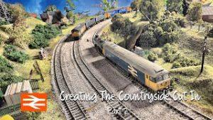 Loft Model Railway Layout Update – Part 2 March 2021