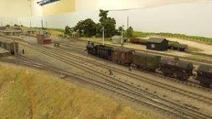 Little Bytham Model Railway in 1938: the year Mallard broke the World Speed Record