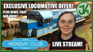 Exclusive Locomotive Offer! Plus Model Railway News, Chat and More! – The Monday Club