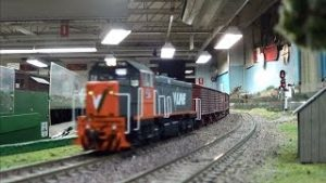 V/Line P Class at the Stonnington Valley Railway – Model Trains