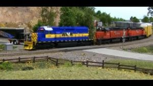 Coshocton Model Railroad Club Op Session 2