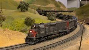 Southern Pacific BKDOU, Oil Cans Over Tehachapi – La Mesa Model Railroad Club