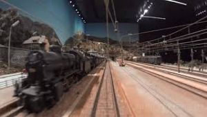 The most precise model railway layout in the world – Cab ride in the Kaeserberg rail museum 鉄道模型