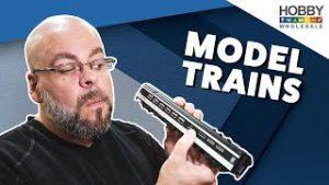 Model Trains at Hobby Wholesale – G, O, HO, N, Z We've got it all!