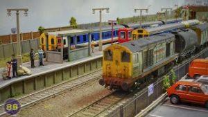 Gartell Light Railway Model Railway Exhibition – Virtual Model Train Show – Part 1