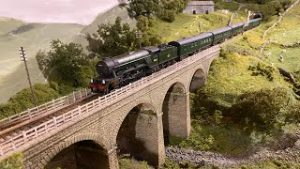 The Most Powerful Steam Locomotives – Yorkshire Dales Model Railway